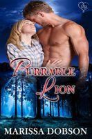 Purrable Lion