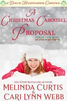 A Christmas Carousel Proposal