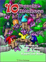 10 Purple Monkeys