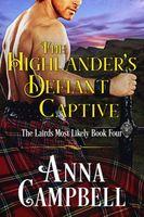 The Highlander's Defiant Captive