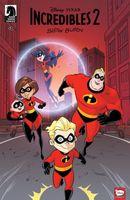 Disney PIXAR The Incredibles 2: Slow Burn #1