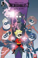 Disney PIXAR The Incredibles 2: Slow Burn #2