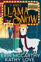 A Whole Llama Snow