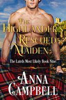 The Highlander's Rescued Maiden